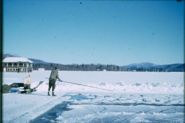 A-1-115-Ice saw